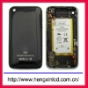 Black Back Complete Housing Cover Case Assembly for iPhone 3GS/3G
