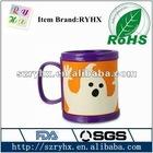 2012 new 3D soft pvc mug