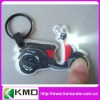 Customize pvc led keychain