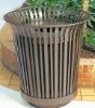 Heavy Duty Steel Garbage Bin in High Quality