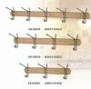 Wooden hanger hooks