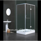 A901 Luxury Shower door with aluminum frame