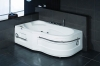Hydro whirlpool massage acrylic bath tub
