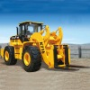 16 tons Pallet Fork Loader / Wheel Loader for Block Handling