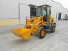 0.8t low price HUIZHONG Brand CE ZL08F China wheel loader