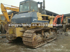 used crawler bulldozer komatsu D155A-2 for cheap