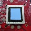 Heatsink pad of high thermal conductivity