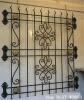 Iron Window Fence,Window railing,Steel window fenceZY-WR008