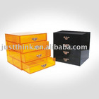 fashion decorative jewelry box FZ-JBX10914