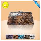 custom made lady PU leather purse FZ-PR-001