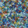 decorative glass beads (GG011)