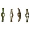 Three-Rib clips