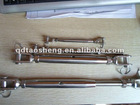 stainless steel european type close body turnbuckle
