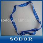 Polyester ribbon for garment