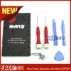 Ex-work price wholesale screwdriver open tool kit with screw holes distribution for iphone 4 4s
