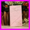 Wedding Card--Western Style Rose Desgin Wedding Invitation Card MIC