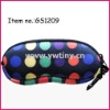 Cute Neoprene Eyeglass Case With Carabina