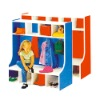 Toys cabinet