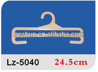 Logo Welcomed Plastic scarf hanger / Bed Sheet/ Towel Hanger