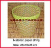 Eco-friendly handmade woven cheap waste basket