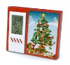 Multifunction Penholder LCD colck with photo frame