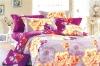 High Quality & 100% Cotton Home Textile Product 4pcs Bedding Set