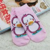 GJ-022 2011 fashional charming animal face sock with various novel designs available