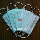 Nonwoven face mask BFE 99%