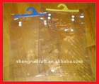 Handle PVC Underwear Packaging Bag