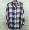 Women's cotton shirt fashion long sleeve