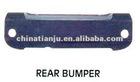 """bumper, rear bumper for Daewoo Matiz 05"""""""