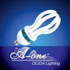 OCA-1018 4U Lotus Flower Energy Saving Lamp