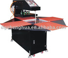 CE-approved Automatic Four Stations Heating Press Machine CY-B