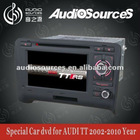 "7""Car audio dvd player for AUDI TT with 3G/dvd/bt/gps/PIP/6CD/DVBT/TMC//Iphone/Ipod/Radio/RDS(AS-8605G)"
