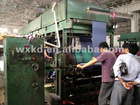 horizontal type roller printing machine