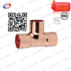 COPPER TEE,COPPER FITTING