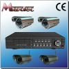 H264 4CH CCTV DVR Kits for Home Security