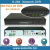 4Channel H. 264 cctv DVR(SA-2004VS)