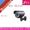 IR Waterproof Camera 0lux with 9-22mm manual lens MIC-BLS18