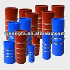 Red Turbocharger Silicone Hose