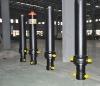 long stroke heavy duty multi stage telescopic hydraulic cylinder