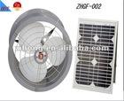 10watts solar panel DC and brushless fan motor solar ventilator