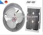 10watts solar panel DC and brushless fan motor solar ventilator