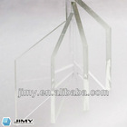 High quality low iron clear glass