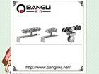 BL-163 floated type bathroom pulleys/ wheels set/hanger sheave