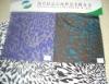 Rayon/Cotton printed fabric
