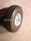 rubber wheelbarrow wheel