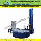 Online Wrapping Machine for Pallet