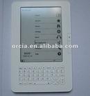 "6"" inch E-book with WIFI"
