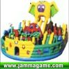 2012 hot sale&funny designed inflatable castle,inflatable play house